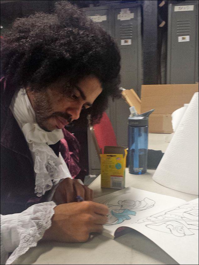 Hamilton coloring #9, Download drawings