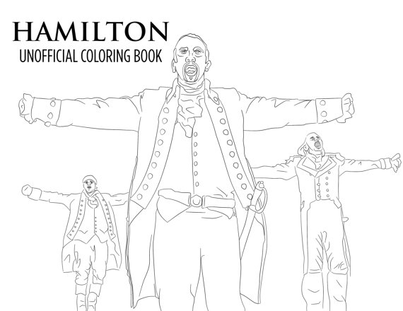 Hamilton coloring #20, Download drawings