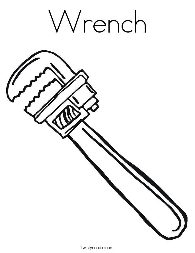 Hammer coloring #13, Download drawings