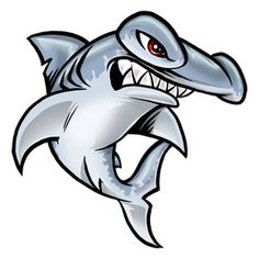 Hammerhead Shark clipart #8, Download drawings