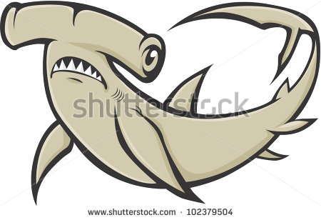 Hammerhead Shark clipart #4, Download drawings