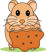 Hamster clipart #13, Download drawings