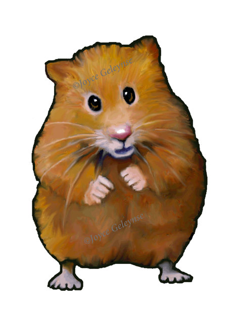 Hamster clipart #5, Download drawings