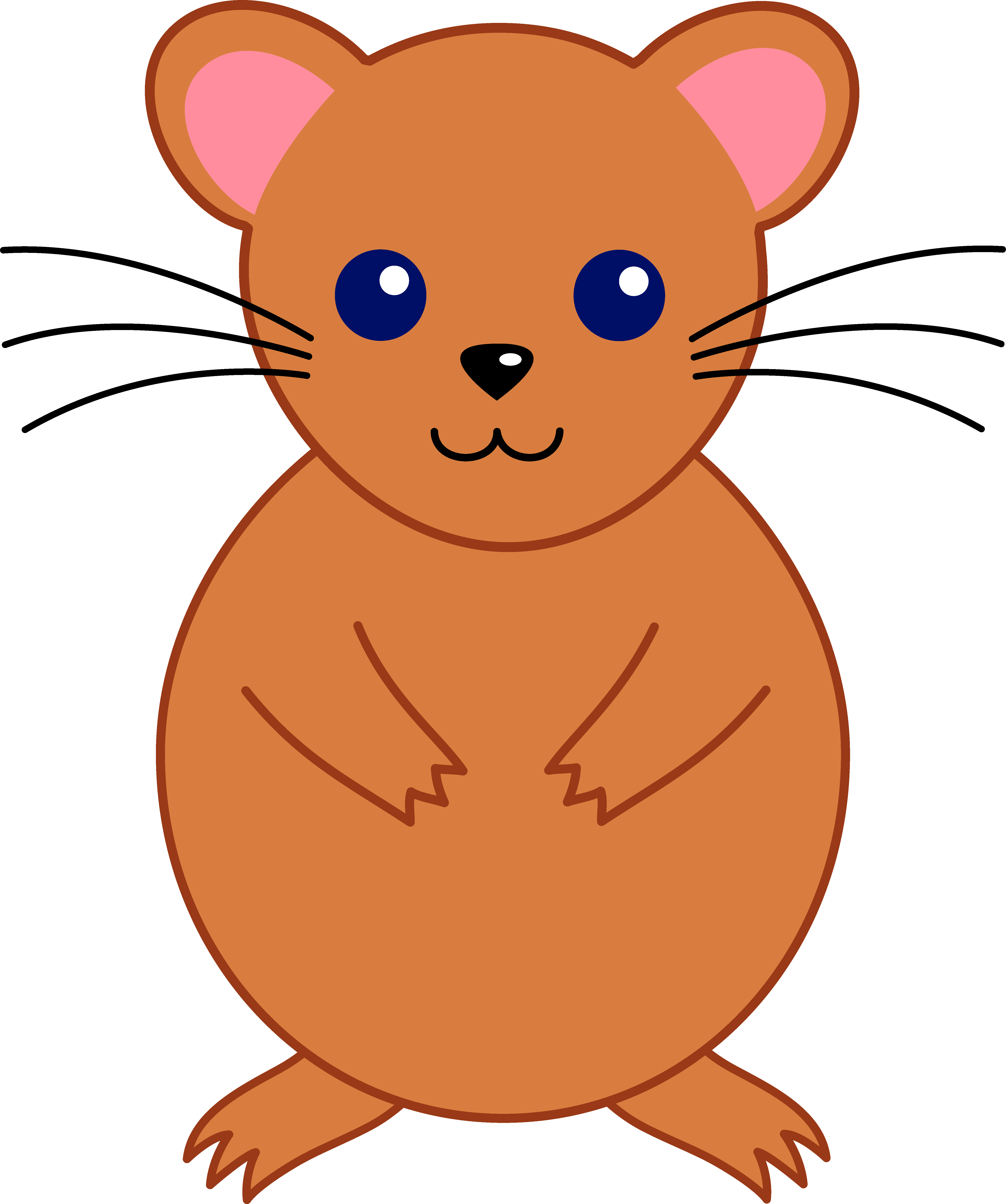 Hamster clipart #3, Download drawings
