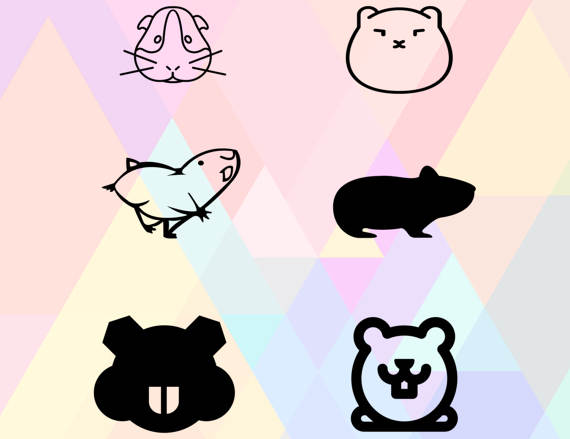 Hamster svg #9, Download drawings