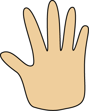 Hand clipart #18, Download drawings