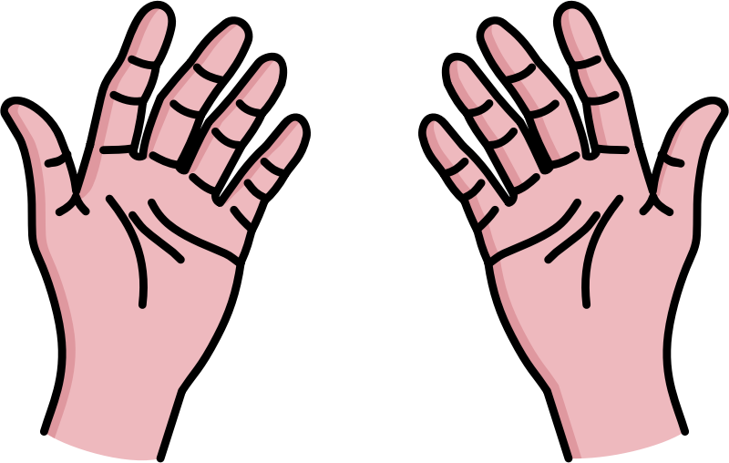 Hand clipart #5, Download drawings