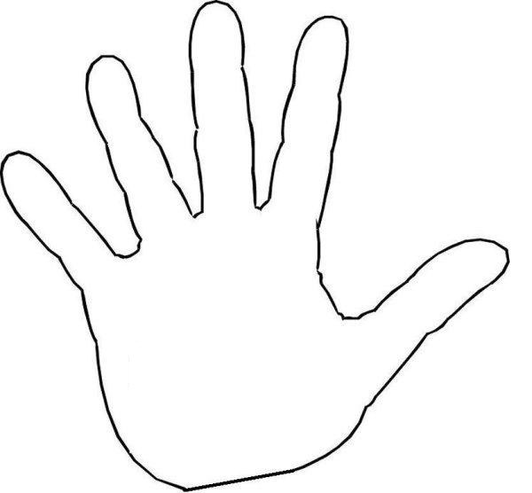 Hand clipart #20, Download drawings