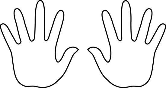 Hands clipart #18, Download drawings