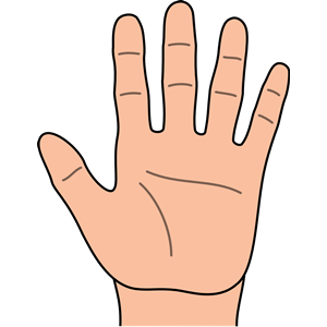 Hand clipart #19, Download drawings