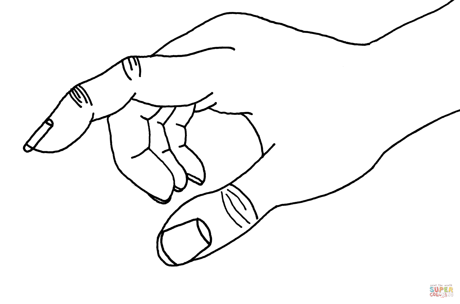 hand coloring  download hand coloring