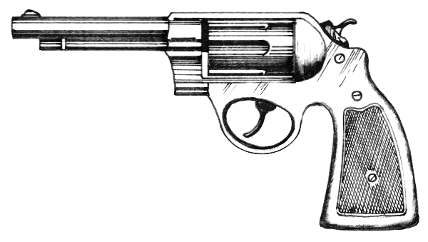 Pistol clipart #9, Download drawings