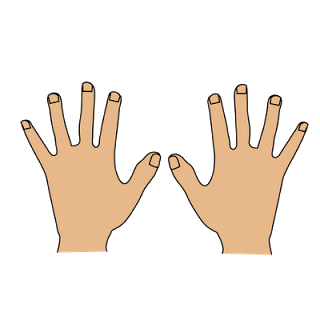 Hands clipart #4, Download drawings