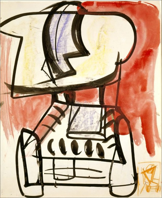 Hans Hofmann clipart #17, Download drawings