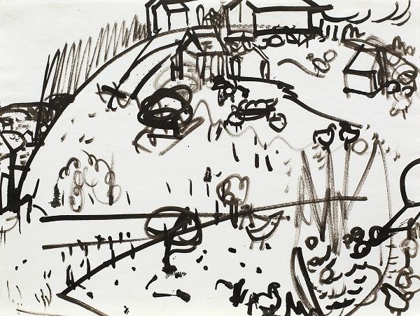 Hans Hofmann clipart #10, Download drawings
