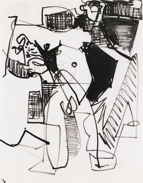 Hans Hofmann clipart #18, Download drawings