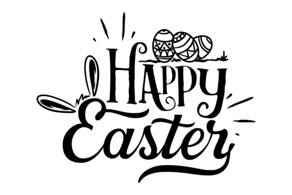happy easter svg #1163, Download drawings