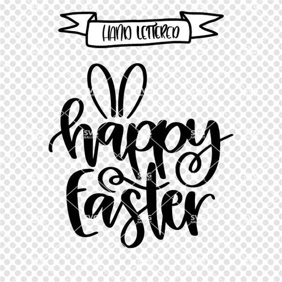 happy easter svg #1173, Download drawings