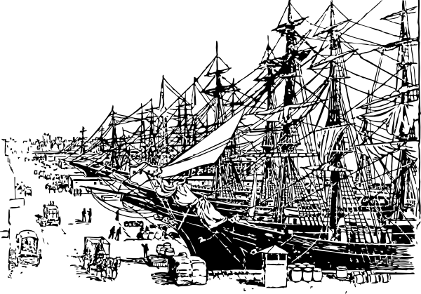 Harbor clipart #12, Download drawings