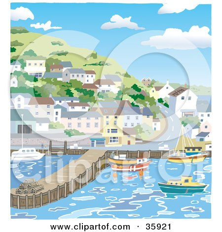 Harbor clipart #16, Download drawings