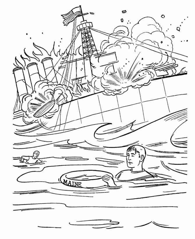 Harbor coloring #12, Download drawings