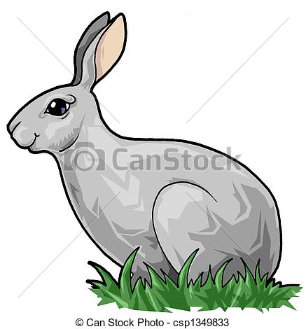 Hare clipart #18, Download drawings