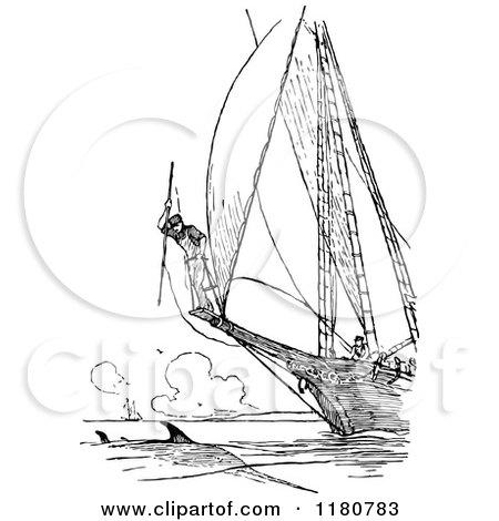 Harpoon coloring #2, Download drawings