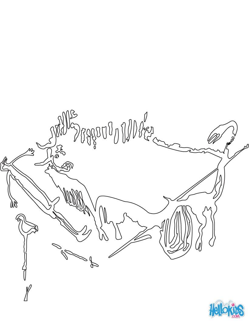 Harpoon coloring #11, Download drawings