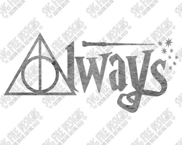 harry potter always svg #785, Download drawings