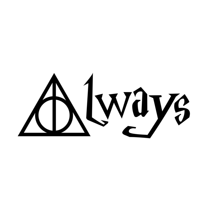 harry potter always svg #784, Download drawings