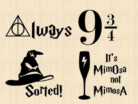 harry potter always svg #786, Download drawings