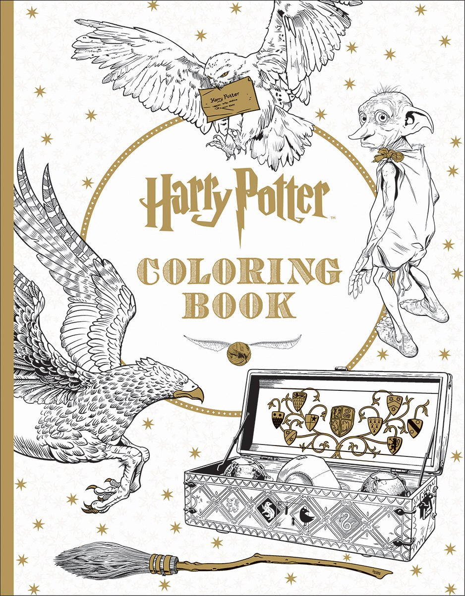 Harry Potter coloring #3, Download drawings