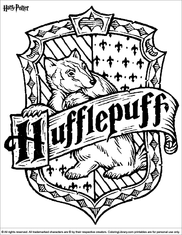 Harry Potter coloring #9, Download drawings