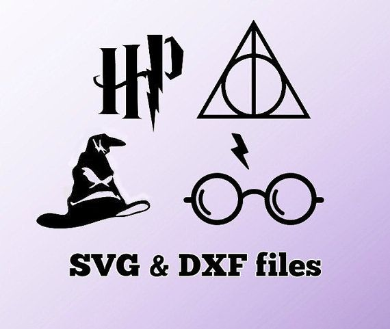 Harry Potter svg #2, Download drawings