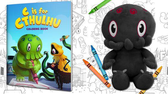 Hastur coloring #8, Download drawings