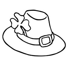 Hat coloring #20, Download drawings