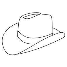 Hat coloring #10, Download drawings