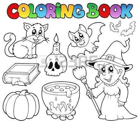Haunt coloring #6, Download drawings