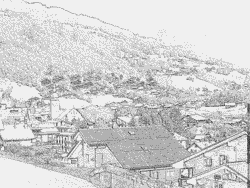 Haute-Savoie coloring #5, Download drawings