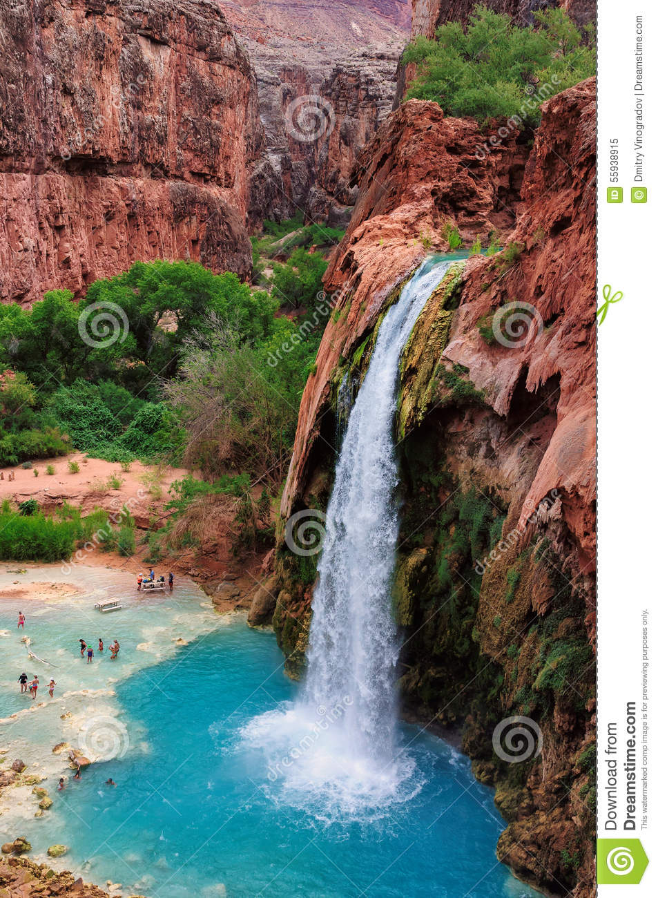 Havasu Falls clipart #14, Download drawings