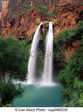Havasu Falls clipart #2, Download drawings