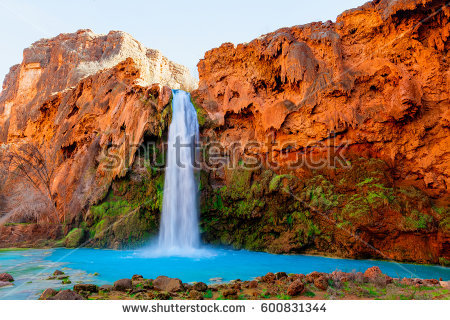 Havasu Falls clipart #7, Download drawings