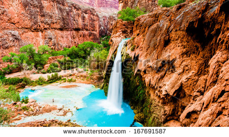 Havasu Falls clipart #6, Download drawings
