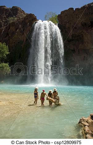 Havasu Falls clipart #5, Download drawings