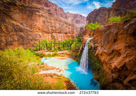 Havasu Falls clipart #17, Download drawings