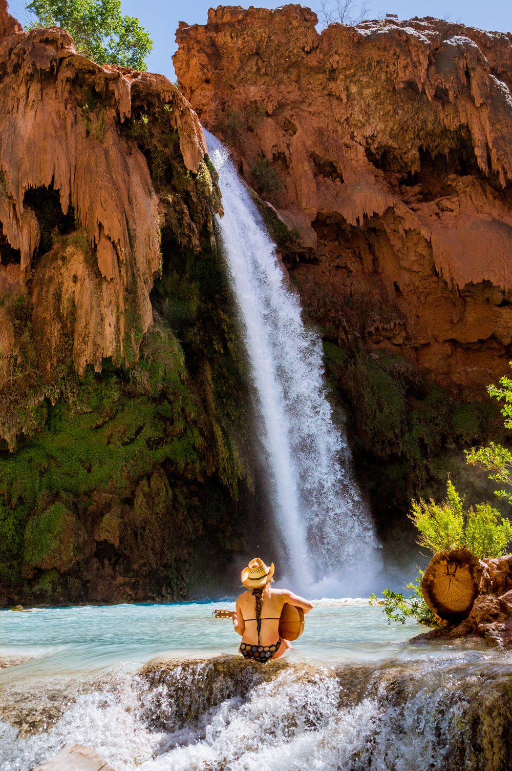 Havasu Falls clipart #1, Download drawings