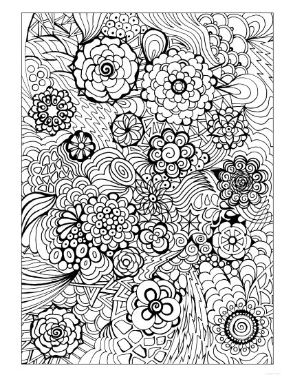 creative designs coloring pages - photo#46
