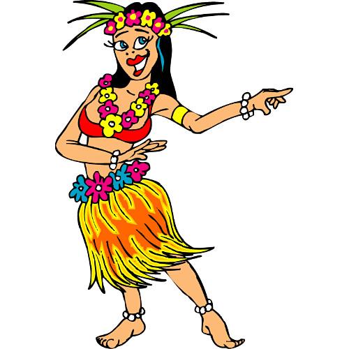 Hawaii clipart #12, Download drawings