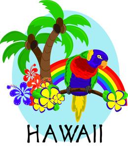 Hawaii clipart #1, Download drawings