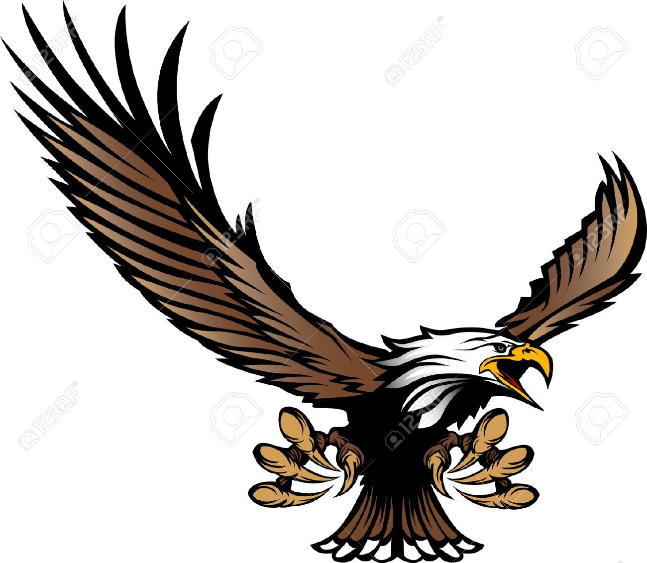 Hawk clipart #17, Download drawings
